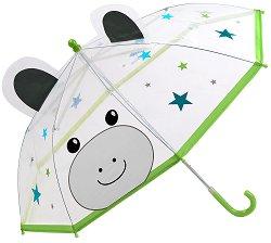 Детски чадър - Магаренцето Erik - детски аксесоар