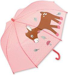 Детски чадър - Сърничката Rosie - играчка