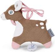Сърничката Rosie - Бебешка музикална играчка -