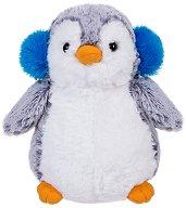 """Пингвинче с ушанки - Плюшена играчка от серията """"PomPom"""" - играчка"""
