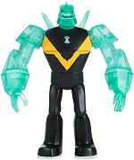 """Power Up - Diamondhead - Фигура за игра от серията """"Ben 10"""" - играчка"""