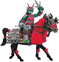 Рафаело - Самурай с кон - играчка
