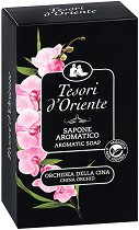 Tesori d'Oriente Orchidea della Cina Aromatic Soap - Сапун за тяло с аромат на китайска орхидея - сапун