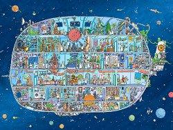 Космически кораб - Матиас Адолфсон (Mattias Adolfsson) -