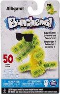 """Направи сам - Алигатор - Детска играчка от серията """"Bunchems"""" -"""