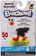 """Направи сам - Щраус - Детска играчка от серията """"Bunchems"""" -"""