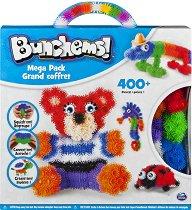 Bunchems Mega Pack - Креативна детска играчка - играчка