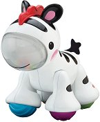 Зебра - Бебешка играчка -