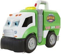 Камионче - Господин Дъсти - Със светлинни и звукови ефекти - количка