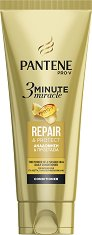 "Pantene 3 Minute Miracle Repair & Protect Conditioner - Балсам за суха и увредена коса от серията ""3 Minute Miracle"" -"