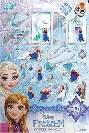 Стикери - Замръзналото кралство - Комплект от 250 броя