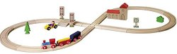 Влак - Дървена играчка -