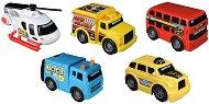 """Мини градски автомобили - Детски комплект от серията """"Road Rippers"""" -"""