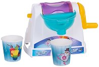 Машина за едноцветен сладолед - Детска играчка - кукла