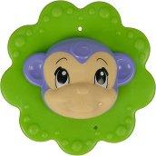 Дрънкалка - Маймунка - За бебета над 3 месеца -