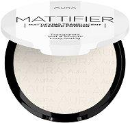 Aura Mattifier Transparent Compact Powder - Прозрачна матираща пудра за лице - душ гел