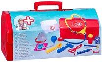 Лекарско куфарче с инструменти - Комплект за игра -
