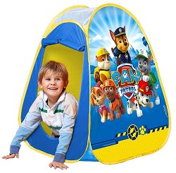 """Детска палатка - Пес патрул - Аксесоар от серията """"Пес патрул"""" -"""
