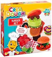 Направи сам - Бургер - играчка
