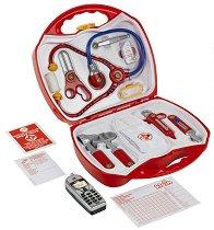 Детско лекарско куфарче - Комплект с 13 аксесоара -