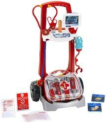 Детска лекарска количка -