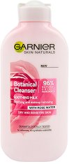 """Garnier Botanical Cleanser Soothing Milk - Тоалетно мляко за лице за суха и чувствителна кожа от серията """"Botanical"""" - балсам"""