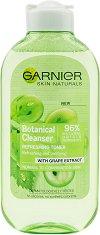 """Garnier Botanical Cleanser Refreshing Toner - Освежаващ тоник за нормална до комбинирана кожа от серията """"Botanical"""" - продукт"""