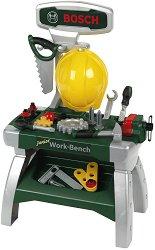 """Детска работилница с инструменти - Junior Work-Bench - Играчка от серията """"Bosch-mini"""" - играчка"""