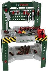 """Детска работилница с инструменти - Mechanic-Shop - Играчка от серията """"Bosch-mini"""" - играчка"""