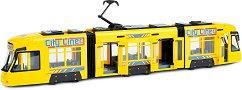 """Трамвай - Детска играчка от серията """"City team"""" - раница"""