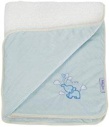 Бебешко двулицево одеяло - Размер 75 x 100 cm - продукт