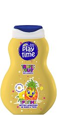 Детски шампоан за коса и тяло - Play Time - сапун