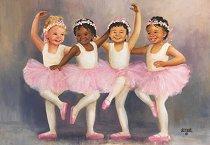 Малки балерини - Даян Денгъл (Dianne Dengel) - пъзел