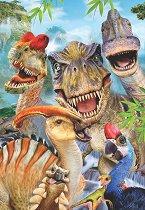 Динозавърско селфи -