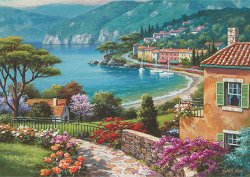 На брега на езерото - Сонг Ким (Sung Kim) -