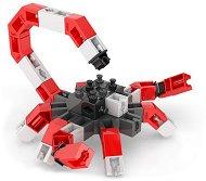 """Царството на животните - Скорпион - Детски конструктор от серията """"Stem Heroes"""" -"""