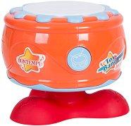 Барабан - Играчка със звуков и светлинен ефект -
