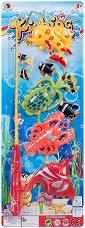 Комплект за риболов - Детска играчка -