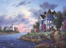 Викторианска фантазия - Денис Леван (Dennis Lewan) - пъзел