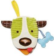 """Мека книжка - Кученце - Детска играчка с дъвкалка от серията """"Bandana Buddies"""" -"""