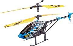 Хеликоптер - Rexx - Детска играчка с дистанционно управление -