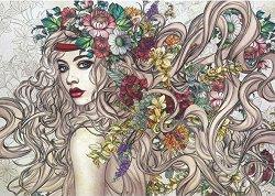 Силата на цветята - Грациана Желинска (Gracjana Zielinska) - пъзел