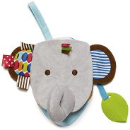 """Мека книжка - Слонче - Детска играчка с дъвкалка от серията """"Bandana Buddies"""" -"""