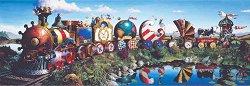 Влак с истории - панорама - Дийн Мориси (Dean Morrissey) -