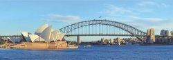 Сидни - панорама - Найджъл Спиърс (Nigel Spiers) -