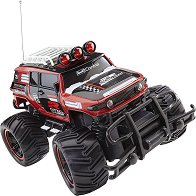 Джип - Dakar - Сглобяема играчка с дистанционно управление -