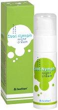 """Black Sea Stars Cool Nymph Night Cream - Освежаващ нощен крем за лице от серията """"Cool Nymph"""" -"""