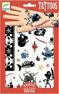 Временни татуировки - Пирати