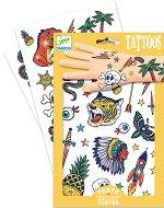 Временни татуировки - Индиански мотив