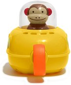 Маймунката Маршъл в подводница - Играчка за баня -